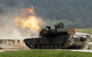 知情人士透露,美國川普(特朗普)政府準備向台灣出售價值超過20億美元的坦克。