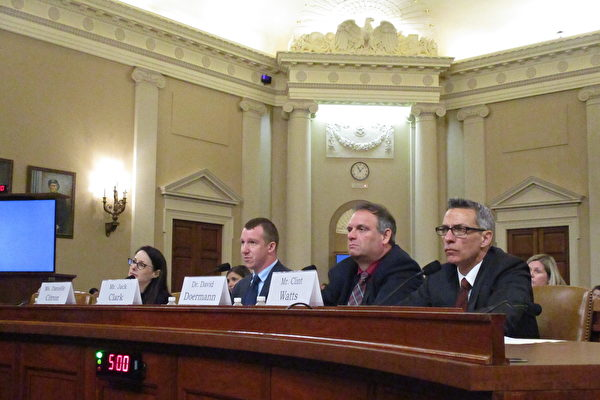 美國會聽證:人工智能和偽造視頻帶來的挑戰