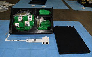 澳洲最大辑毒案 1.6吨海运毒品在墨尔本被截获