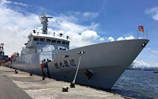 海巡署公海巡护 60天航程相当北高来回26趟