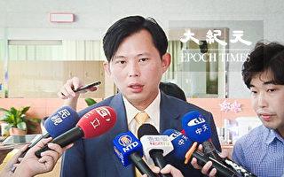 力挺港人 台议员黄国昌:没有暴民只有暴政