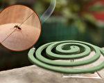 防蚊液、蚊香、電蚊香、捕蚊燈、電蚊拍,這些防蚊產品怎麼用最有效?(Shutterstock/大紀元製圖)