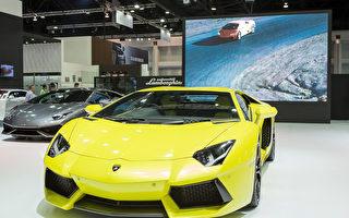 對華出口豪車爆長 加國調查:華人購豪車洗錢
