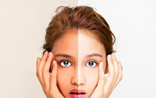 一份1460人的分析报告显示,有34%的人存在面部不对称问题。(Shutterstock)
