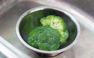 花椰菜、青花菜怎么洗才能去除农药残留?(Shutterstock)