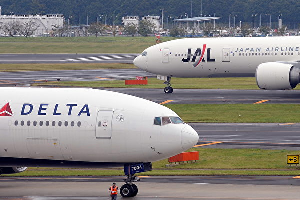 达美航空准备恢复50条国际航线