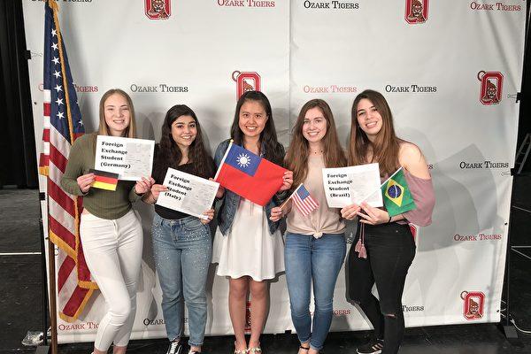 天下留學中心-國際交換學生計畫和不同國家學生一起學習