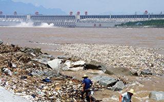 【翻墙必看】三峡大坝变形曝光后 景区停接游客