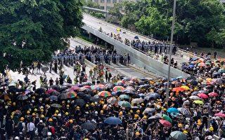 【新闻看点】港台成反共前线 美大动作敲北京