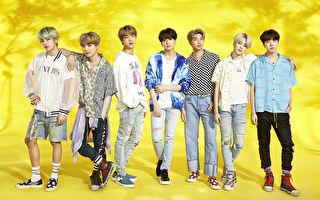 BTS《Lights》发行首日空降公信榜单日冠军