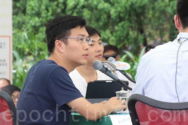 香港議員學界促政府公開對話