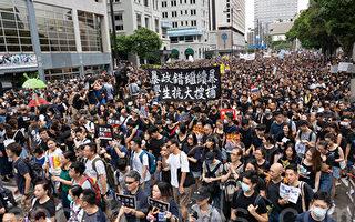 香港示威者充分利用互联网 抗议模式成热点