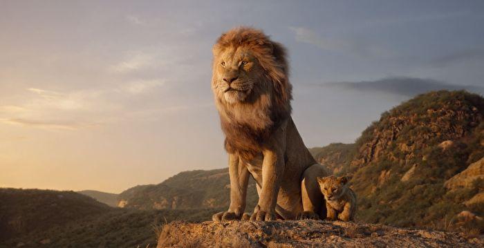 《獅子王》擬真電影 強‧法沃用先進技術呈現