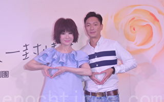 潘迎紫首接舞台剧 与谢祖武搭档演出