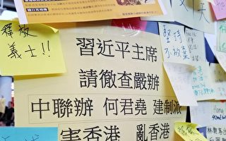 程曉容:中聯辦欲與元朗襲擊割席 無法服眾