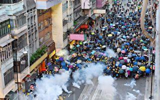 項云:香港要警惕中共出兵