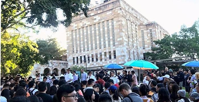 澳華人記者撐港民 遭親共小粉紅網上威脅