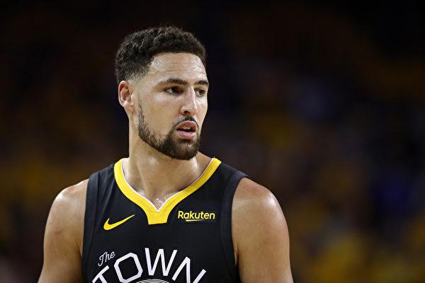 NBA勇士隊留住湯普森 5年頂薪1.9億美元