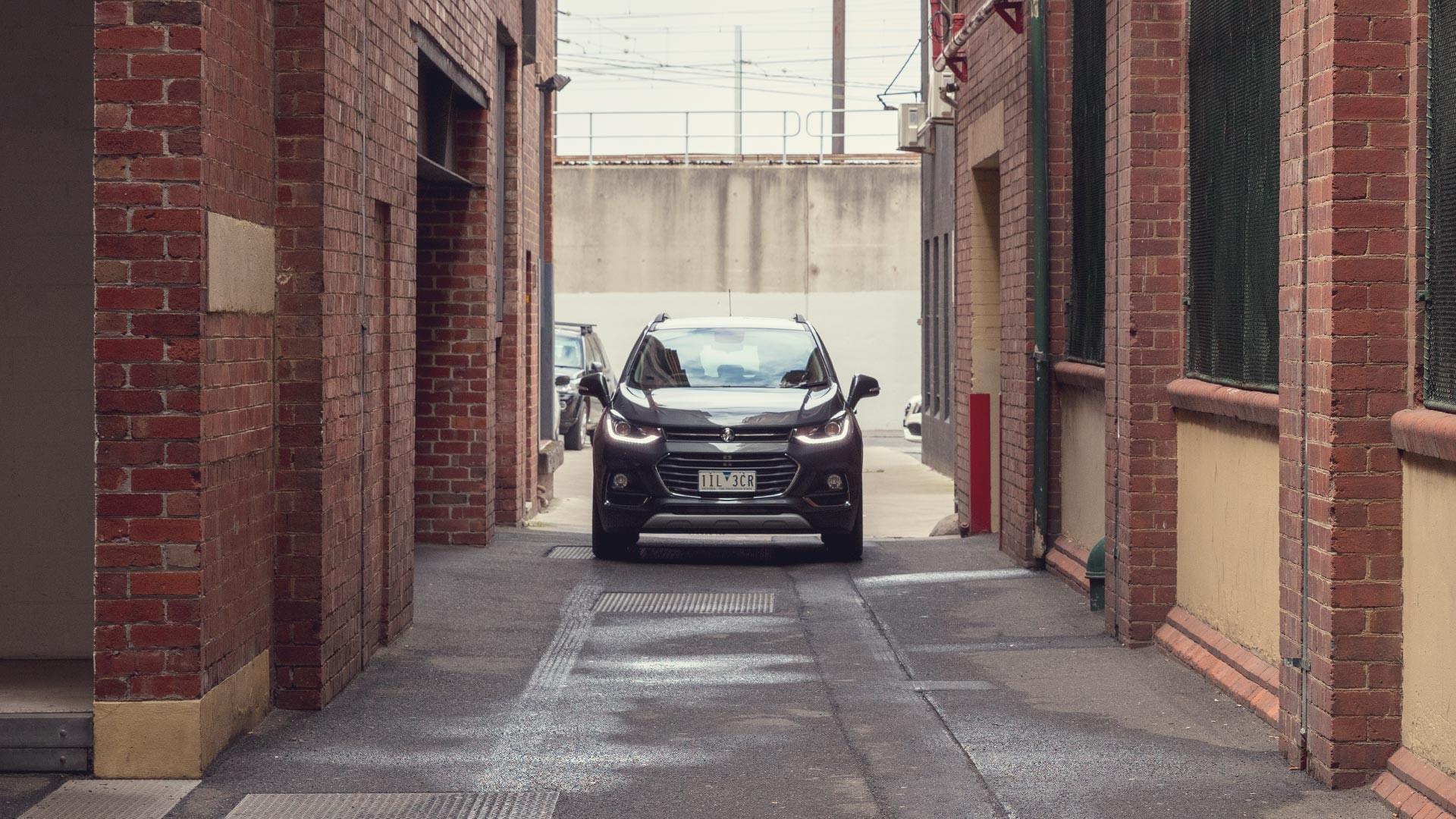 霍頓SUV:Holden TRAX 2019