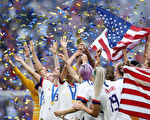 美国击败荷兰 第4次强势夺得女足世界杯