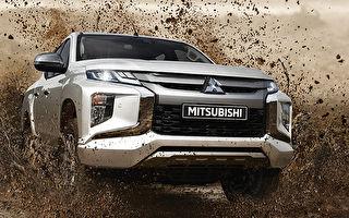 2019年款Mitsubishi Triton