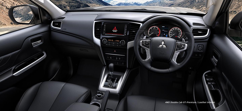 三菱緊湊皮卡 Triton 2019小改款 澳洲 Mitsubishi 大紀元