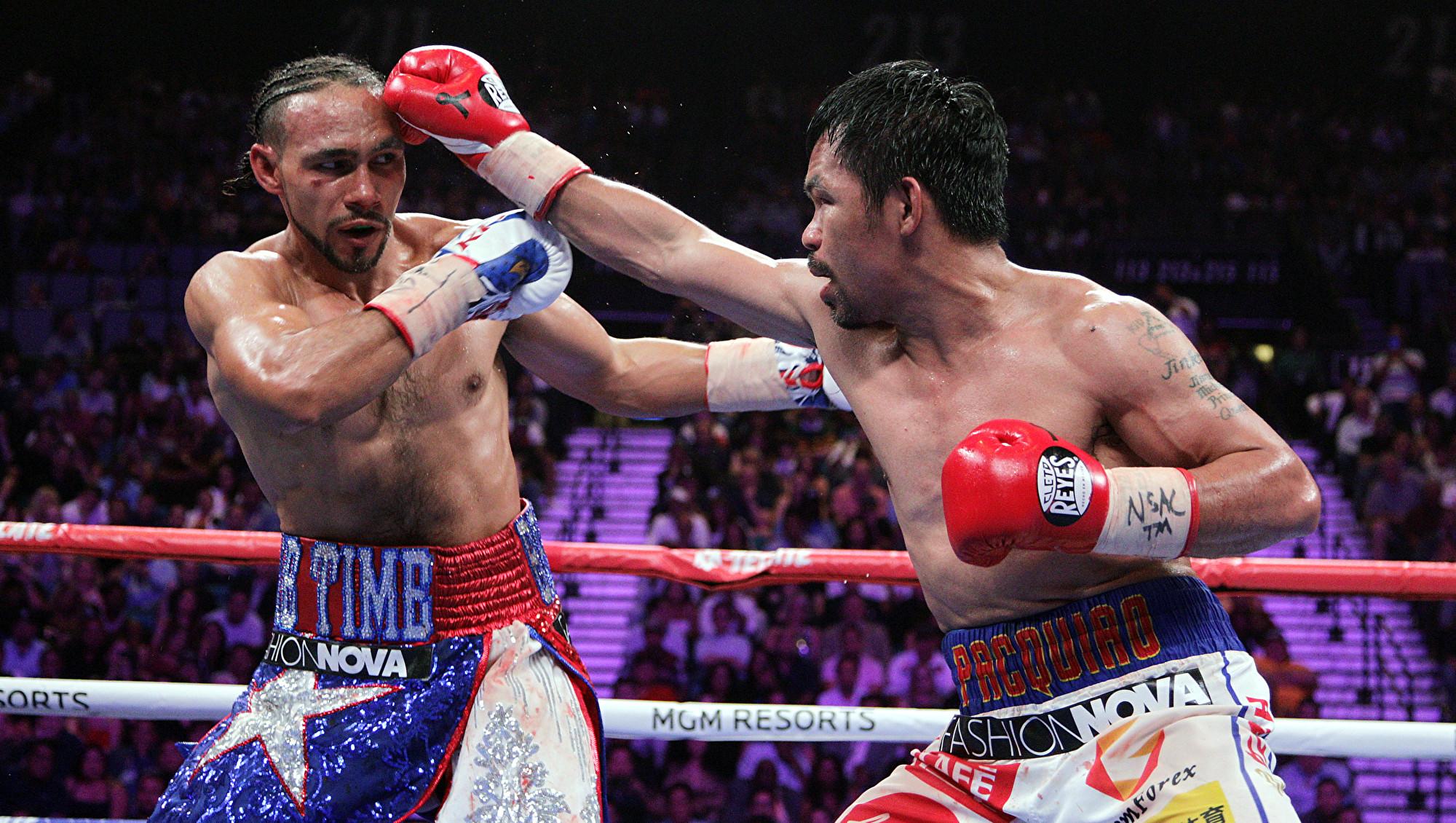 0岁菲律宾拳王帕奎奥成WBA次中量级霸主