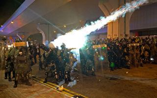 宋征時:呼籲中國軍方切勿血洗香港!