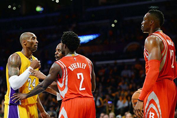 无规矩不成方圆 浅谈NBA一些不成文规定