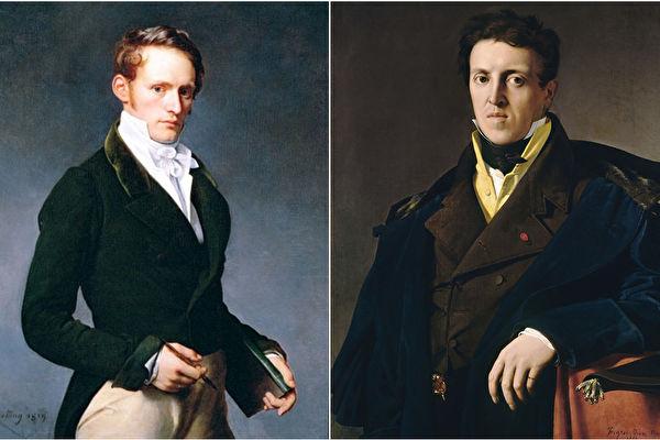 英国青年扎克•平斯特(Zack Pinsent)对回归传统英国绅士风格服饰情有独钟,靠自学意外成了备受瞩目的青年裁缝师。示意图。(公有领域/大纪元合成)