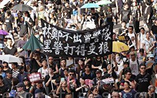 香港七旬媒體人講述反送中遊行驚險一幕