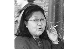 扒一扒白蘭成長史(十一) 她是中共組織在冊的人物