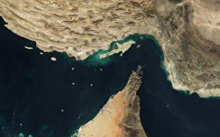 伊朗扣押外国油轮 美誓保海湾自由航行