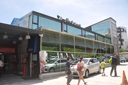 花莲七星柴鱼博物馆前年夏天历经祝融之灾,原地重建,博物馆1日起重新开馆试营运。