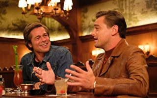 《從前,有個好萊塢》影評:展現深厚友情的趣味電影