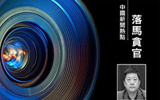 中共安徽省公安廳前黨委委員、副廳長趙強,因受賄罪被判處有期徒刑10年。(大紀元合成)
