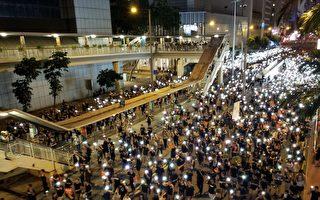 港府不回應訴求 55萬港人七一上街大遊行