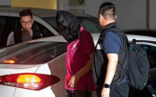 襲擊反送中示威者 香港11白衣凶徒被捕