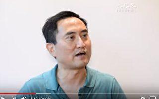 專訪方德豪:局勢升級 香港處於十字路口