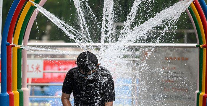 北京局地超40℃ 未來一週悶熱持續