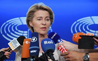 德国防部长冯德莱恩力拼当选欧盟主席