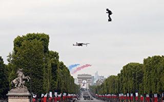 馬克宏宣布建立太空軍 為國慶獻禮