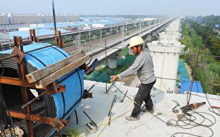 中国二季度GDP创27年新低 未来下行料持续