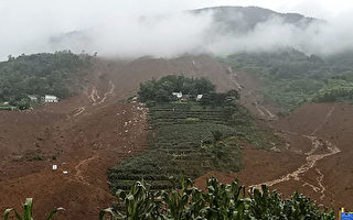 贵州7‧23特大山体滑坡 死亡人数增至42人