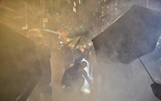 組圖:7.28集會遊行 港警暴力抓捕 現場慘烈