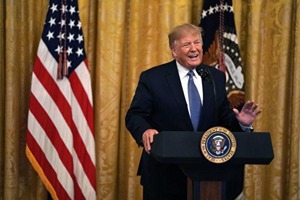 川普:將大幅增加對伊朗的制裁