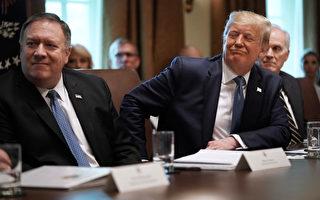 蓬佩奧:美單邊制裁奏效 伊朗表態願意談判