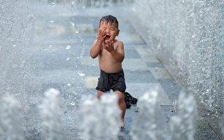 8億中國人「蒸桑拿」 體感溫度超55℃