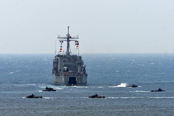台湾如何反制中共入侵海岸线? 专家有新招