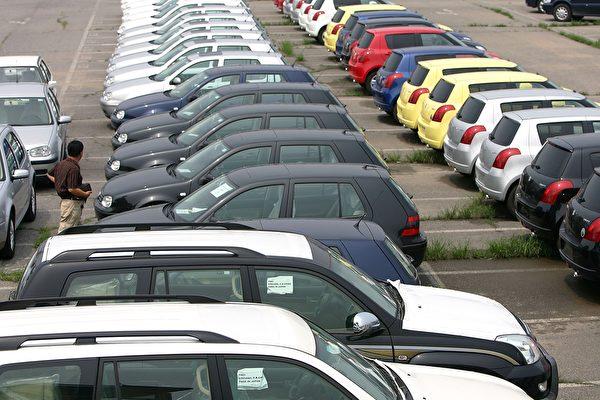 中国6月份汽车销量降9.6% 连跌12个月
